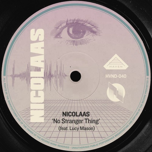 No Stranger Thing (ft. Lucy Mason) - NICOLAAS